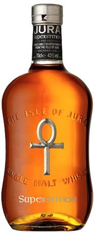 Jura Scotch Single Malt Superstition